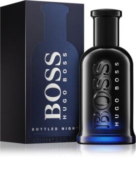 Hugo Boss Boss Bottled Night borotválkozás utáni arcvíz férfiaknak 100 ml