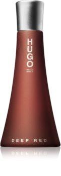 Hugo Boss Hugo Deep Red Eau de Parfum voor Vrouwen  90 ml