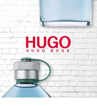 Hugo Boss Hugo Man eau de toilette pour homme 125 ml
