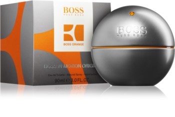 Hugo Boss Boss In Motion eau de toilette férfiaknak 90 ml