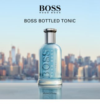 Hugo Boss Boss Bottled Tonic Eau de Toillete για άνδρες 100 μλ