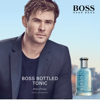 Hugo Boss Boss Bottled Tonic Eau de Toilette Herren 100 ml