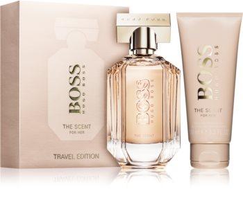 Hugo Boss BOSS The Scent darčeková sada IV. pre ženy