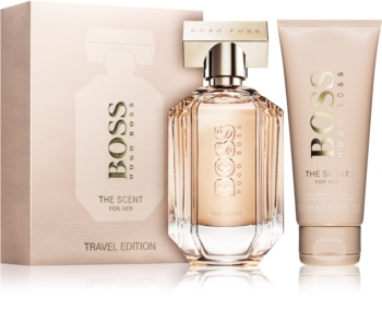 Hugo Boss BOSS The Scent lote de regalo IV. para mujer