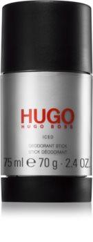 Hugo Boss Hugo Iced desodorante en barra para hombre 75 ml
