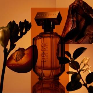 Hugo Boss Boss The Scent eau de parfum nőknek 50 ml