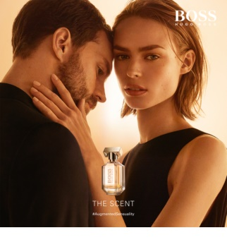 Hugo Boss Boss The Scent eau de parfum para mujer 100 ml
