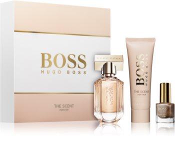 Hugo Boss Boss The Scent set cadou X.