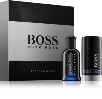 Hugo Boss Boss Bottled Night coffret cadeau XI.