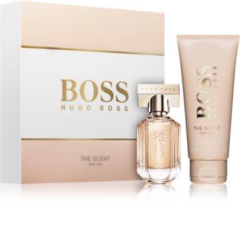 Hugo Boss Boss The Scent coffret cadeau VII.