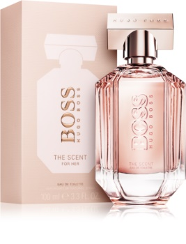 Hugo Boss Boss The Scent eau de toilette nőknek 100 ml