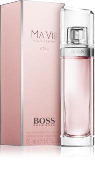 Hugo Boss Boss Ma Vie L'Eau toaletna voda za ženske 50 ml