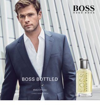 Hugo Boss Boss Bottled Eau de Toilette voor Mannen 100 ml