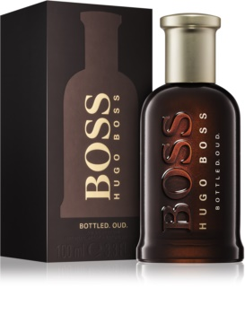 Hugo Boss Boss Bottled Oud Eau de Parfum Herren 100 ml