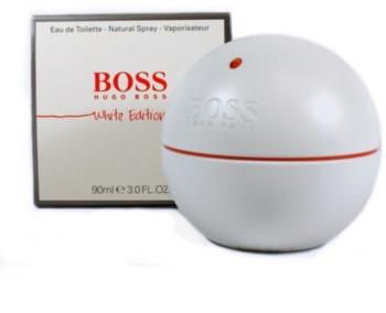 Hugo Boss Boss In Motion White eau de toilette férfiaknak 90 ml