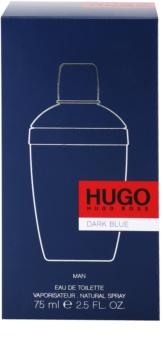 Hugo Boss Hugo Dark Blue toaletní voda pro muže 75 ml