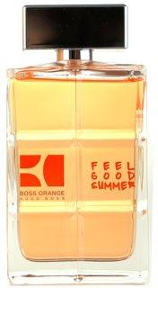 Hugo Boss Boss Orange Man Feel Good Summer Eau de Toilette for Men 100 ml