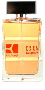 Hugo Boss Boss Orange Man Feel Good Summer Eau de Toilette voor Mannen 100 ml