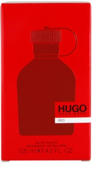 Hugo Boss Hugo Red Eau de Toilette Herren 125 ml