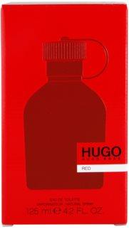 Hugo Boss Hugo Red toaletná voda pre mužov 125 ml