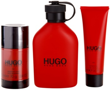 Hugo Boss Hugo Red Gift Set III