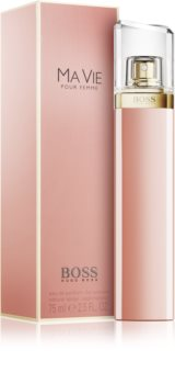 Hugo Boss Boss Ma Vie eau de parfum para mujer 75 ml