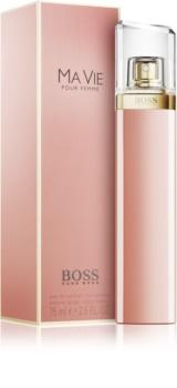 Hugo Boss Boss Ma Vie eau de parfum pentru femei 75 ml