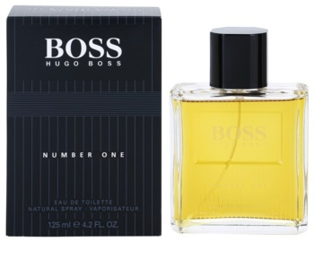 Hugo Boss Boss Number One Eau de Toilette für Herren 125 ml