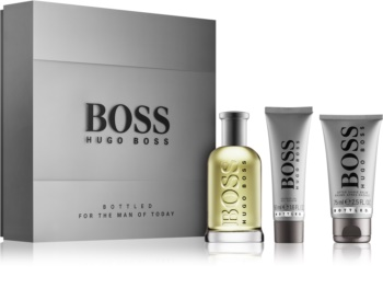 Hugo Boss Boss Bottled set cadou III
