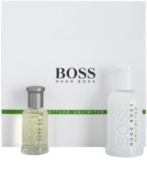 Hugo Boss Boss Bottled Unlimited ajándékszett I.