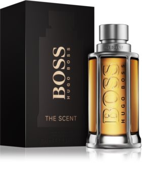 Hugo Boss Boss The Scent After Shave Herren 100 ml