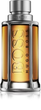 Hugo Boss Boss The Scent lozione after-shave per uomo 100 ml