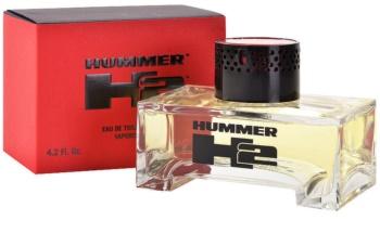 Hummer H2 Eau de Toilette voor Mannen 125 ml