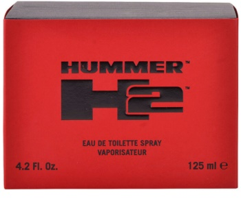 Hummer H2 Eau de Toilette for Men 125 ml