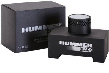 Hummer Black toaletní voda pro muže 125 ml