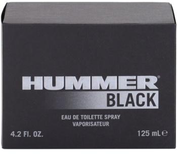 Hummer Black eau de toilette pentru barbati 125 ml
