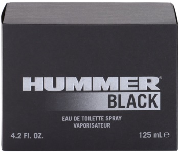 Hummer Black eau de toilette pour homme 125 ml