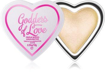 I Heart Revolution Goddess of Love pó iluminador