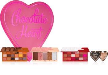 I Heart Revolution Chocolate kozmetická sada pre ženy