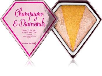 I Heart Revolution Diamonds Baked Highlighter