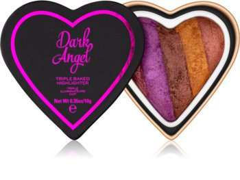 I Heart Revolution Dark Angel zapečen osvetljevalec