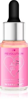 I Heart Revolution Angel Glow tekutý rozjasňovač