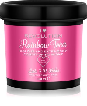 I Heart Revolution Rainbow Tones Washout Colour for Hair