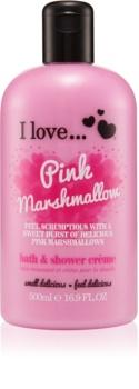 I love... Pink Marshmallow
