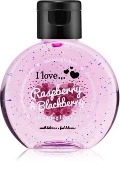 I love... Raspberry & Blackberry čisticí gel na ruce