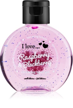 I love... Raspberry & Blackberry очисний гель для рук