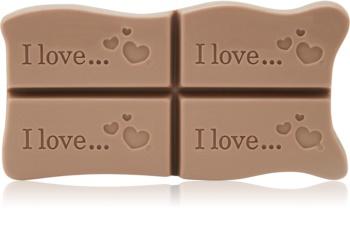 I love... Chocolate Fudge Cake Soap