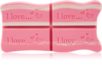 I love... Strawberry Cream Soap