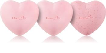 I love... Raspberry Ripple Soap
