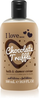 I love... Chocolate Truffle sprchový a kúpeľový krém